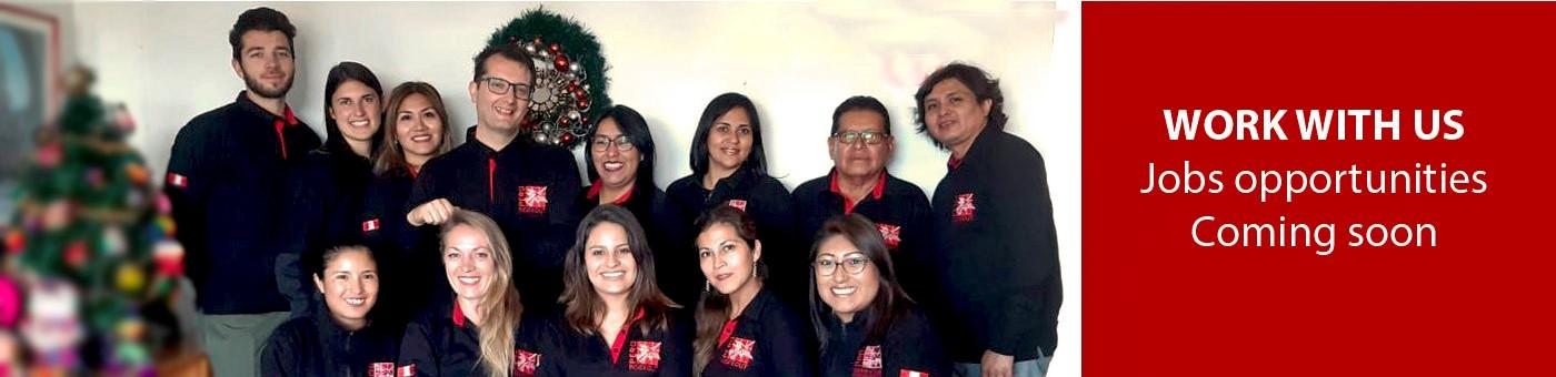 Lavora con noi - Viaggiare in Perù