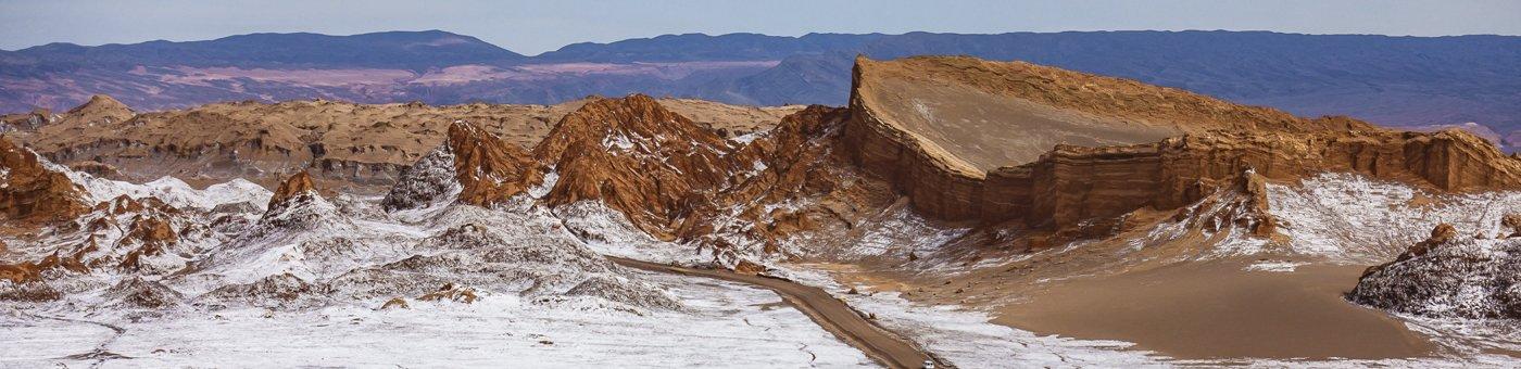 Tours to Chile: Chile - Bolivia - Peru Tour