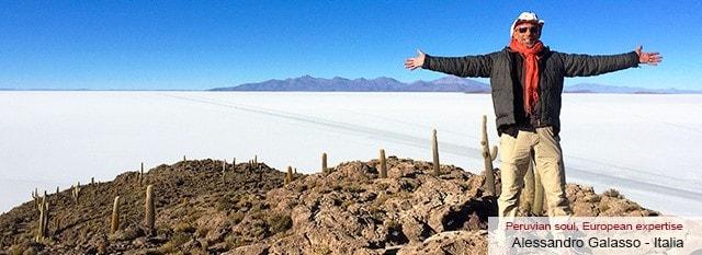 Tour Operator Peru: Alessandro Galasso
