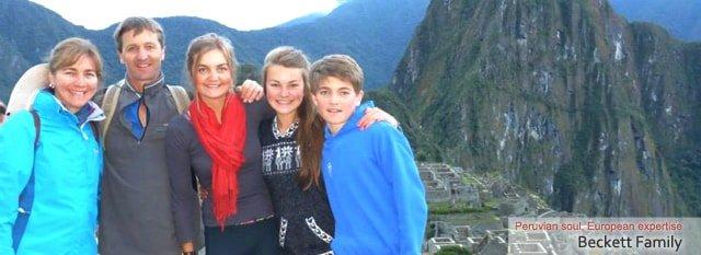 Tour Operator Peru: Andrew