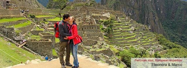 Tour Operator Peru: Eleonora e Marco