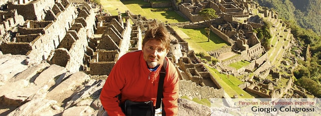 Tour Operator Peru: Giorgio Colagrossi