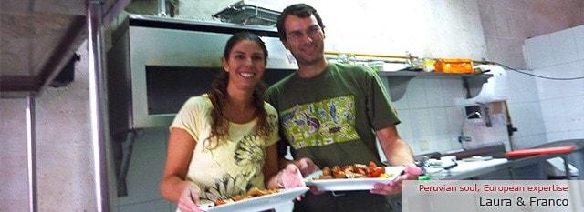 Tour Operator Peru: Laura e Franco