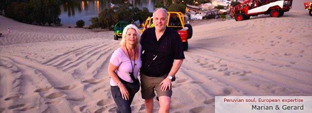 Tour Operator Peru: Marian & Gerard