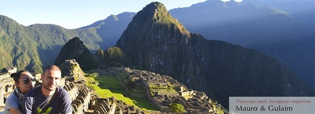 Tour Operator Peru: Mauro & Gulaim