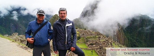 Tour Operator Peru: Orazio e Rosario