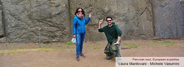 Tour Operator Peru: Michele e Laura