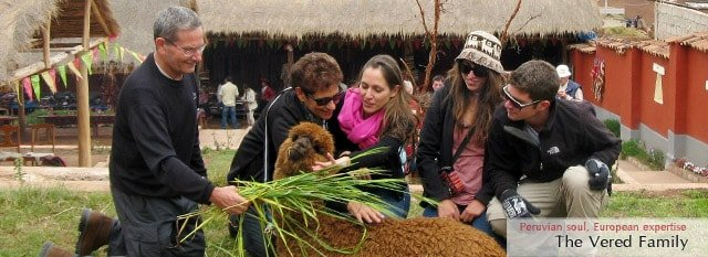 Tour Operator Peru: The Vered Family