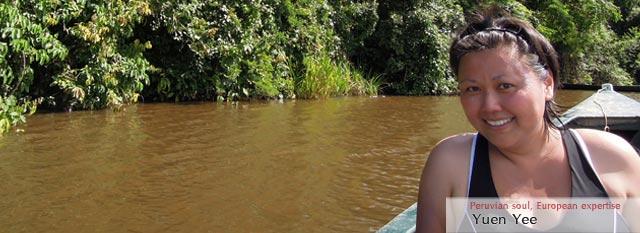 Tour Operator Peru: Yuen Yee Lo