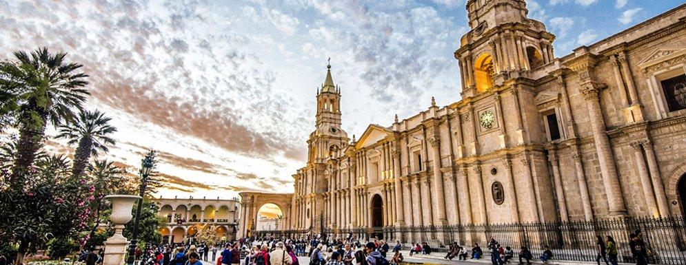 Pérou Classique Tour, Voyage au Machu Picchu - Arequipa La Ville Blanche