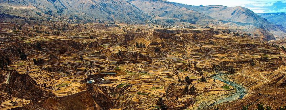 Pérou Classique Tour, Voyage au Machu Picchu - Tour pour les Andes et Canyon du Colca