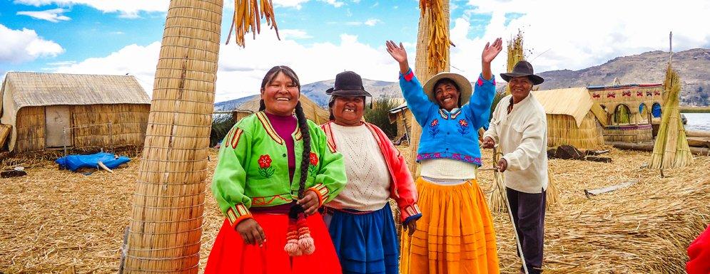 Pérou Classique Tour, Voyage au Machu Picchu - Le Lac Titicaca, les Iles d'Uros et d'Amantani
