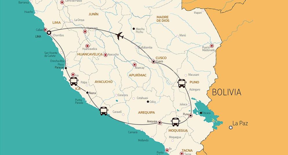 Pérou Classique Tour, Voyage au Machu Picchu