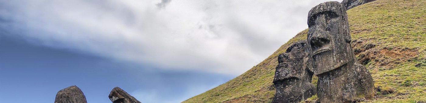 Viajes en Cile: Viaje a la Isla de Pascua