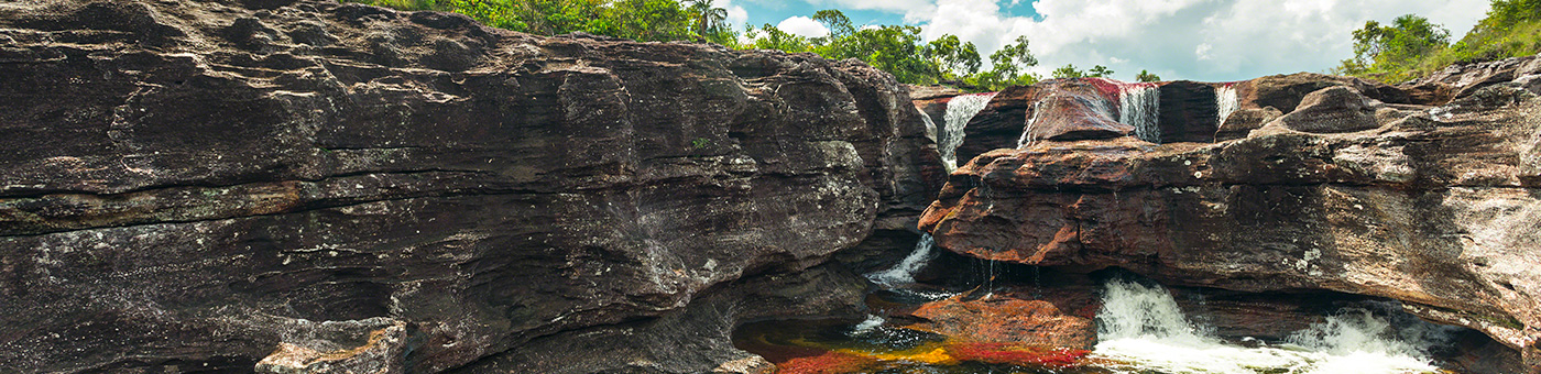 Tours to Colombia: Caño Cristales 3 días - 2 noches