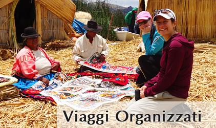Viaggi Organizzati in Perù