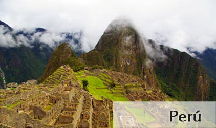 Destinos de Perú