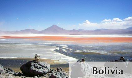 Destinos Bolivianos