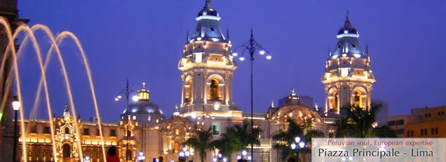 Lima: Lima peru tours