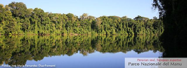 viaggio nella foresta amazzonica peruviana: Manu Tour di 7 giorni