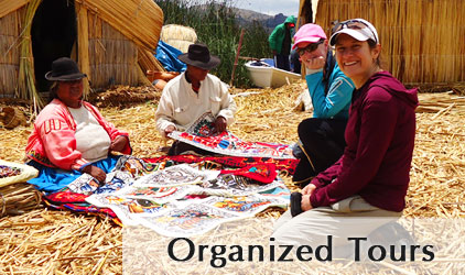Organized Tours to Peru