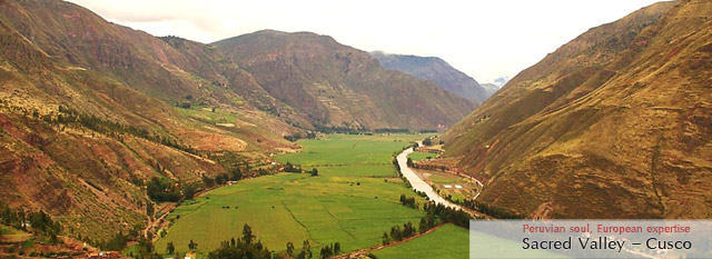 travel to machu picchu: sacred valley
