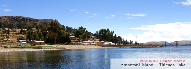 travel to machu picchu: titicaca lake
