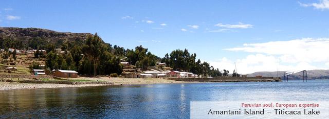 Perú Express Machu Picchu Tour: Lago Titicaca y Amantani
