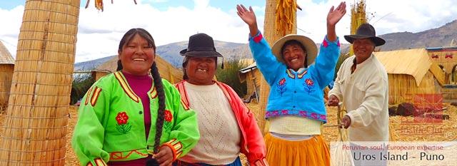Cultura viva tour Perú