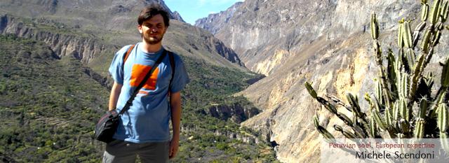viaggi in perù : Michele-Scendoni