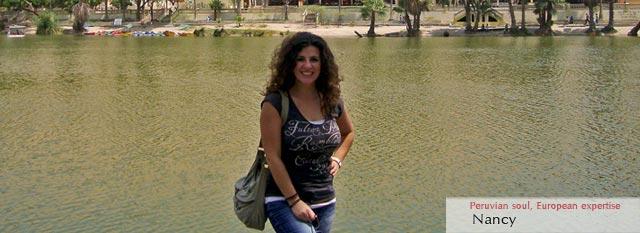 viaggi in perù : nancy