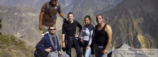 Colca Canyon Trek: colca