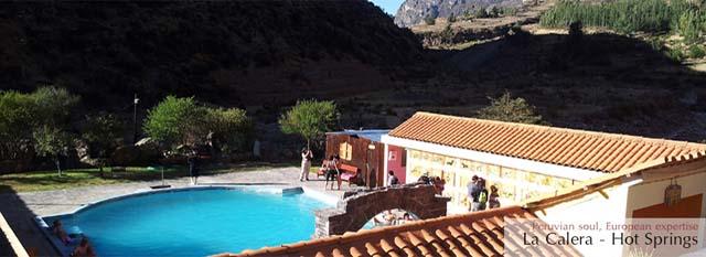 Colca Canyon Tour: calera