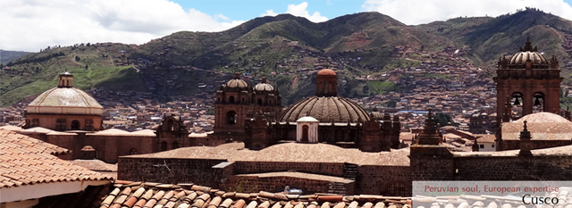 Lima-Cusco Tour: Tour of Cusco and Inca sites