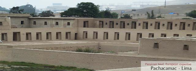 Lima-Cusco Tour: Lima: Visita de la Ciudadela de Pachacamac e Museo de Oro