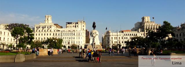 Peru Bolivia Andean Tour: Lima Tour