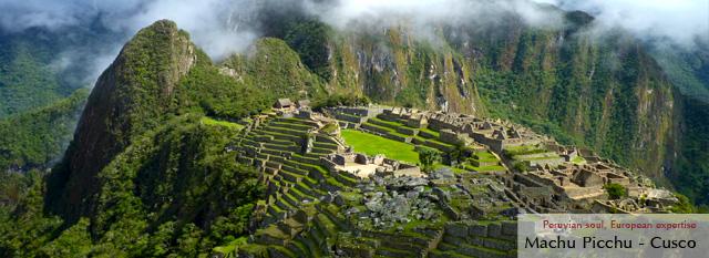 Peru Bolivia Andean Tour: Machu Picchu and Huayna Picchu