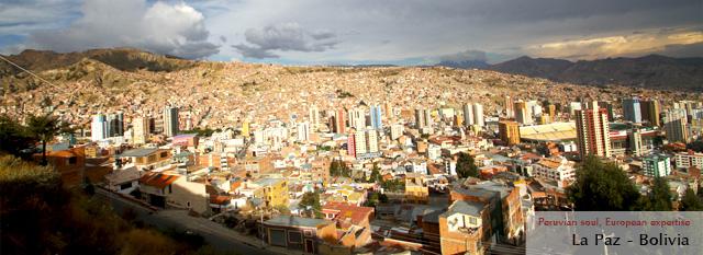 Peru Bolivia Andean Tour: La Paz