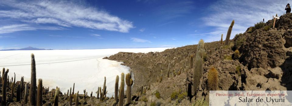 Peru Bolivia Andean Tour: Uyuni Salt Flat Tour