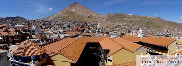 Peru Bolivia Andean Tour: Potosi