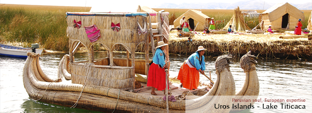 Peru Bolivia Andean Tour: The Uros Islands – Taquile