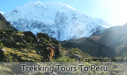 Trekking Tours to Peru