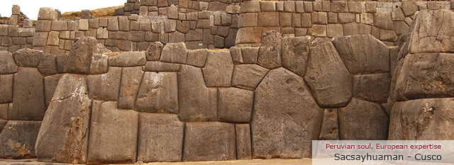 Cusco City Tour and visit of the Inca sites