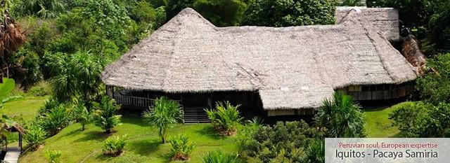 peruvian amazon tours: Iquitos – Pacaya Samiria National Reserve – 4 Days Tour