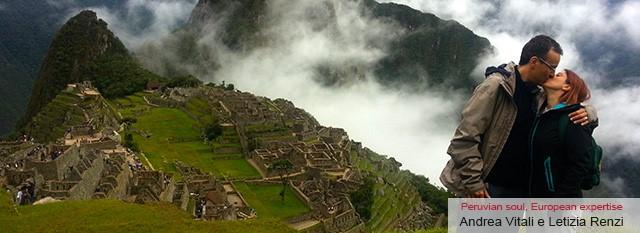 viaggi in perù : Andrea e Letizia