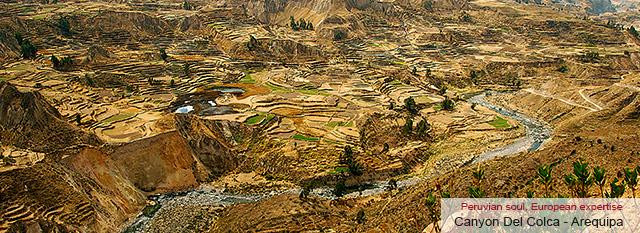 Lima - La Paz - Cusco tour: Cusco: da Arequipa al Canyon del Colca