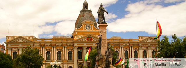 Lima - La Paz - Cusco tour: Cusco: Historic La Paz