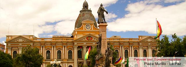 Lima - La Paz - Cusco tour: Cusco: La Paz - una città storica