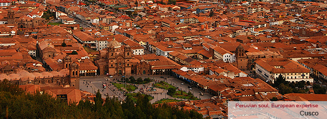 Lima - La Paz - Cusco tour: Cusco: Cusco: the ancient Inca capital