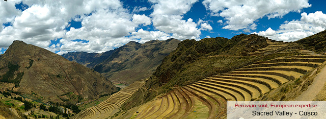 Lima - La Paz - Cusco tour: Cusco: A spiritual journey to the Sacred Valley of the Incas